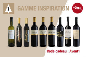 promo gamme inspiration - calendrier avent 1