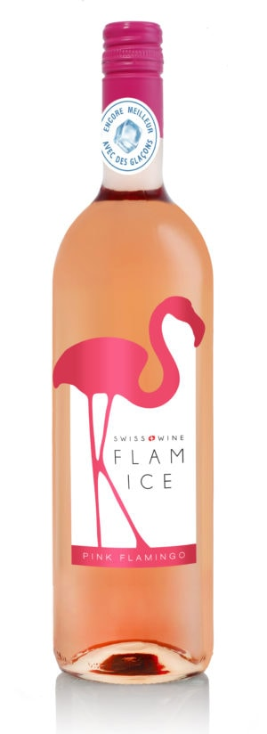 Flam Ice/ Pink Flamingo